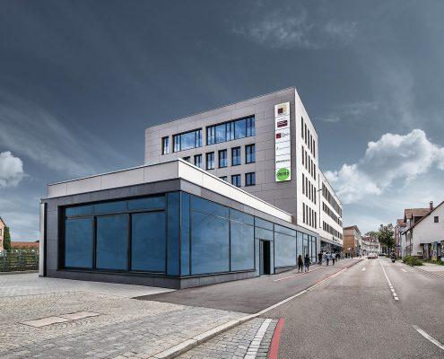 Revitalisierung Altes Postgebäude in Schorndorf