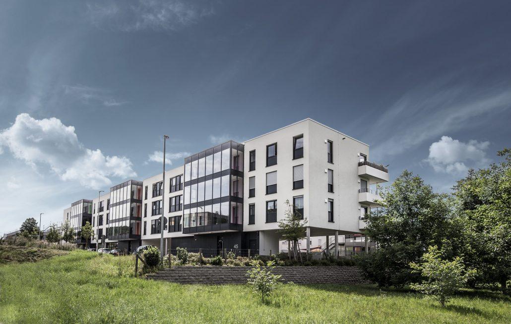 Neubau Wohnheim Betreutes Wohnen in Remshalden