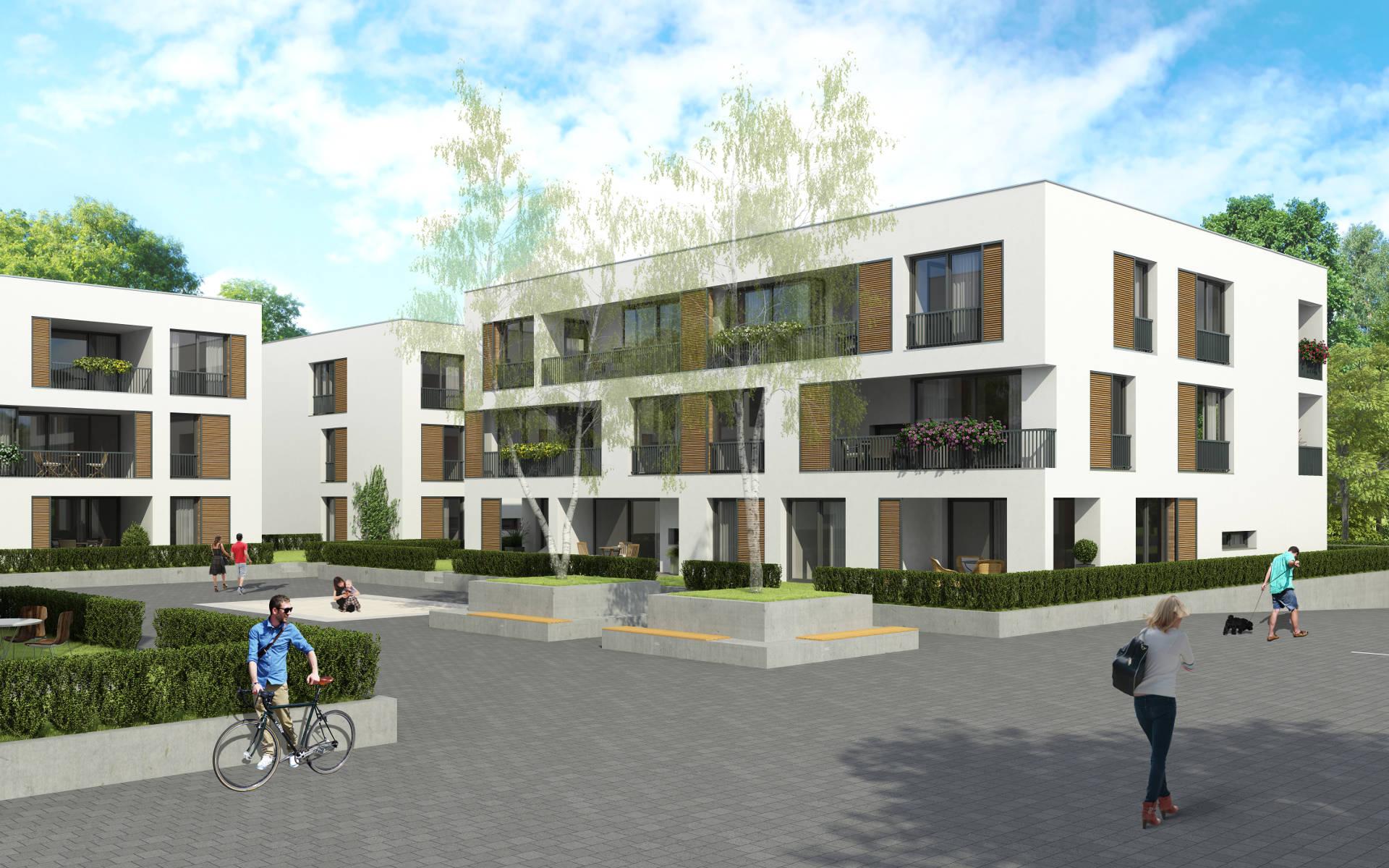 """Neubau Wohn- und Geschäftshaus """"Zuckerstückle"""" in Backnang"""