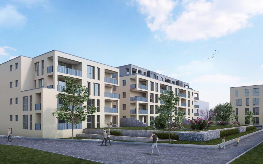 Revitalisierung Wohngebiet Schiefersee in Winnenden