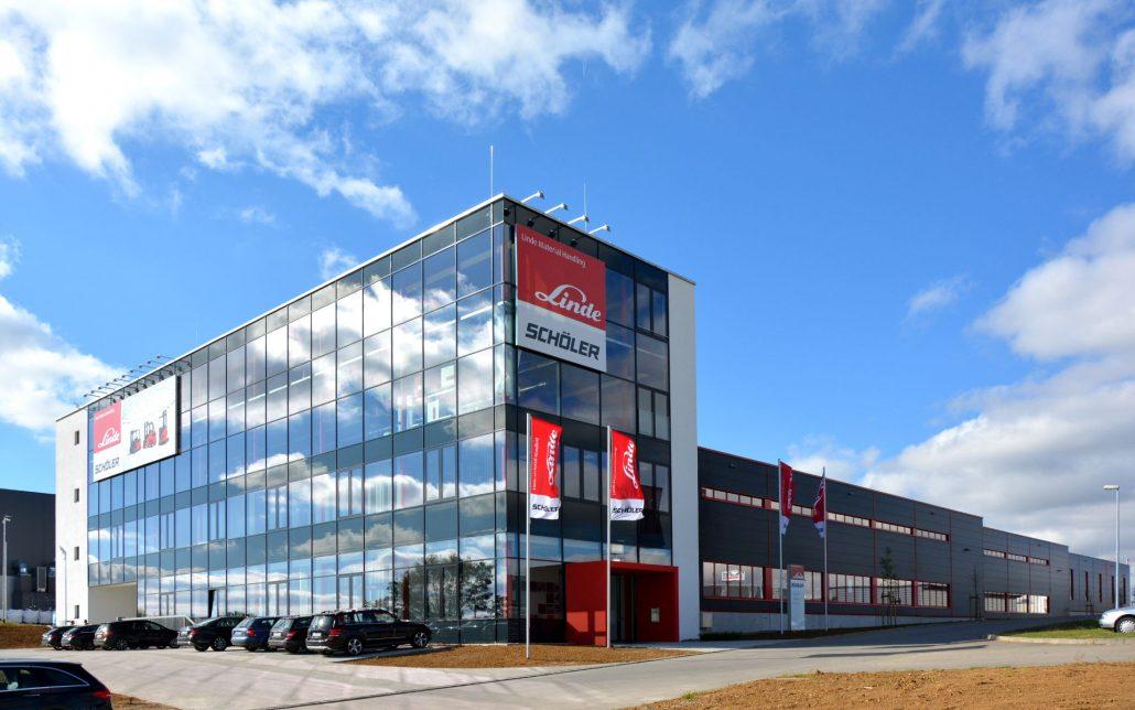 Neubau Büro-, Lager- und Werkstattgebäude in Zimmern ob Rottweil