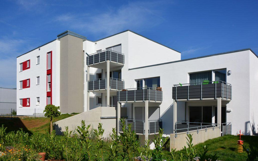 Neubau Wohnen bei der alten Ziegelei in Schorndorf