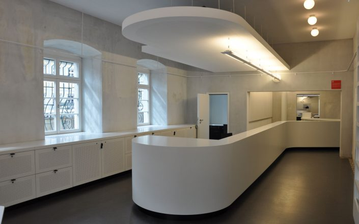 Sanierung Stadtmuseum und Kunstverein MIK in Ludwigsburg