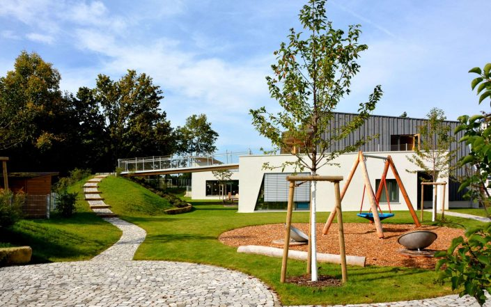 Neubau Kinderhaus in Filderstadt-Plattenhardt