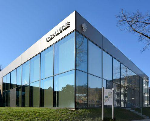 Anbau Congress-Centrum Stadtgarten in Schwäbisch Gmünd