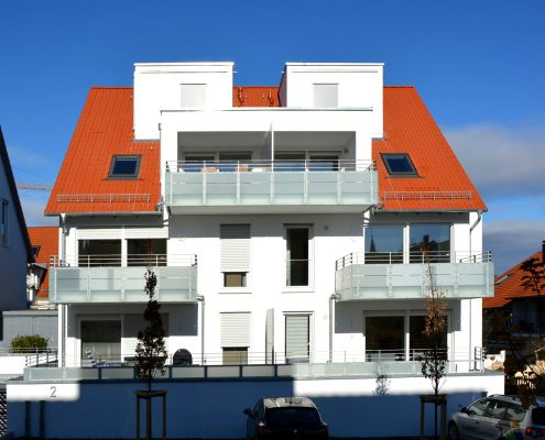 Neubau Wohnen im Grünen in Schorndorf-Weiler
