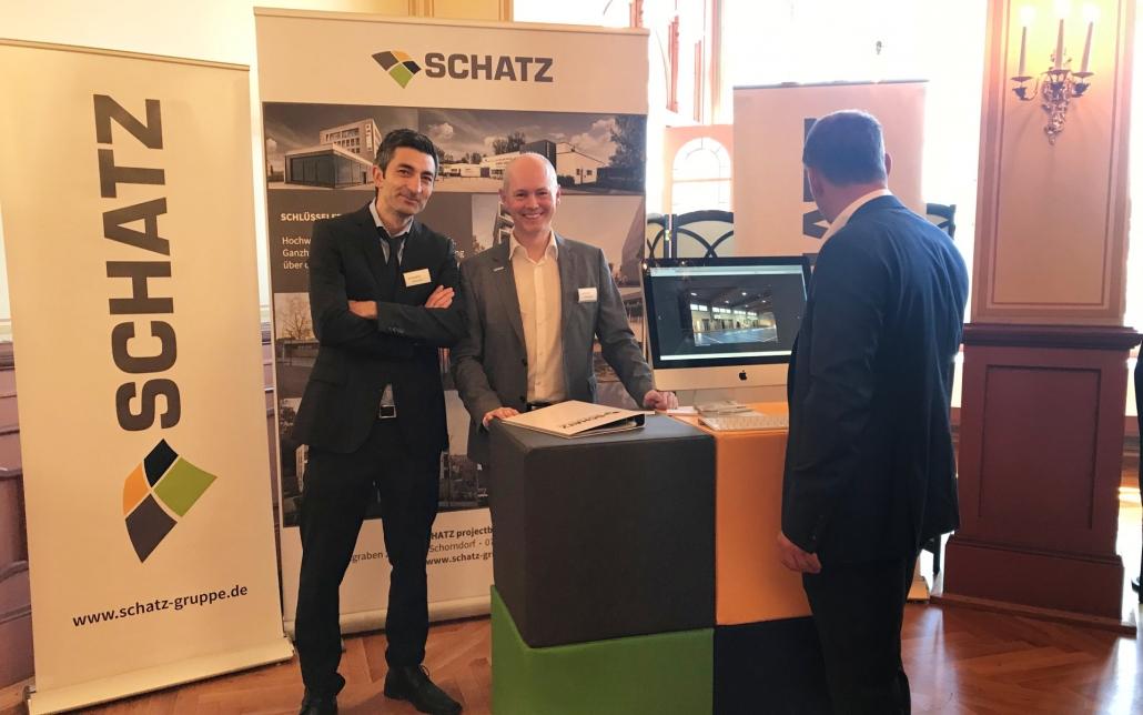 """SCHATZ beim """"Freie Wähler Tag 2019"""" in Ludwigsburg"""