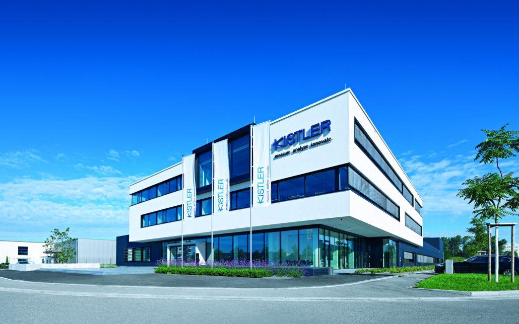 Neubau Produktions- und Verwaltungsgebäude Kistler Instrumente GmbH in Sindelfingen, © Kistler Group