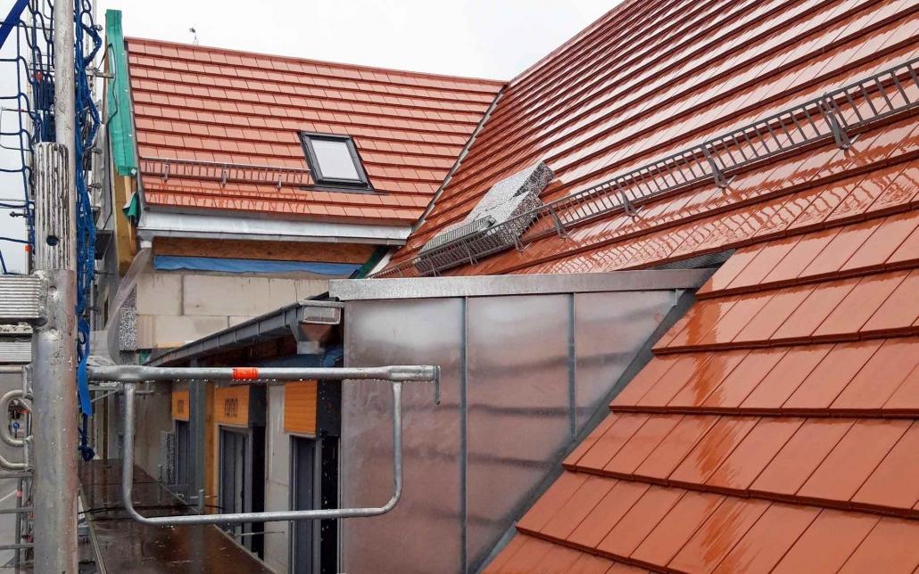 Baustellenreport Wohnen am Königsturm in Schwäbisch Gmünd