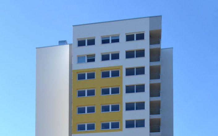 Sanierung Wohnheim mit Bürotrakt in Aalen