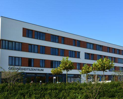 Neubau Gesundheitszentrum in Backnang