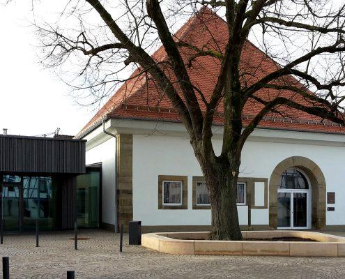 An- und Umbau Gemeindehalle Alte Kelter in Dürrenzimmern