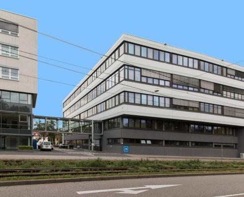 Sanierung Gebäudehülle in Stuttgart