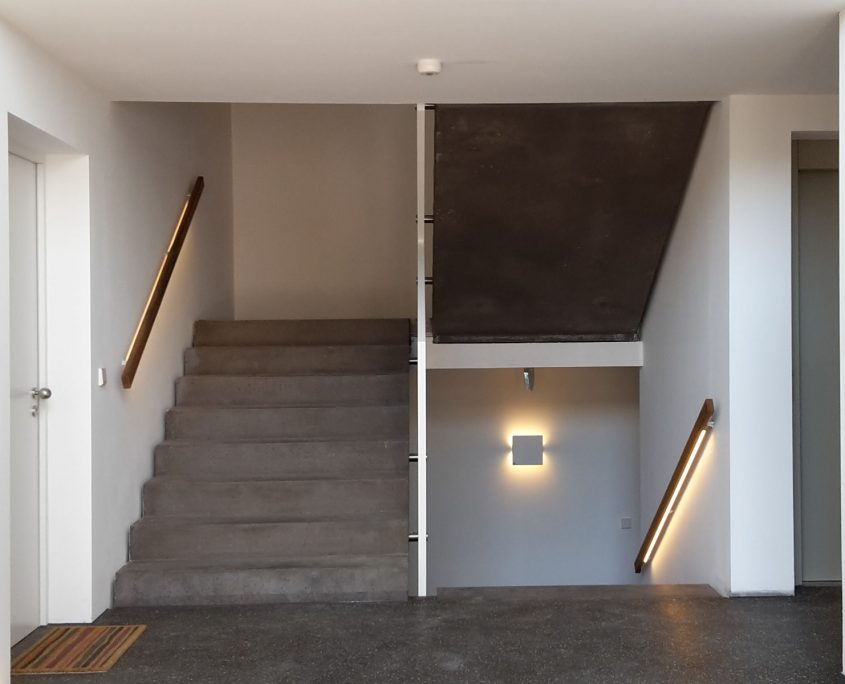 Neubau Mehrgenerationen-Wohnanlage in Aichwald