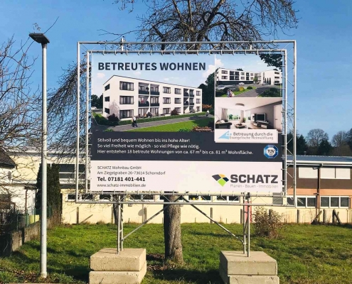 Neubau Betreutes Wohnen in Albershausen - Projektvorstellung zum Verkaufsstart