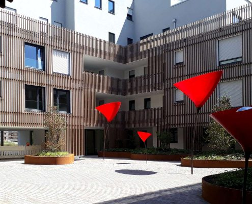 Neubau Mehrfamilienhaus in Heilbronn