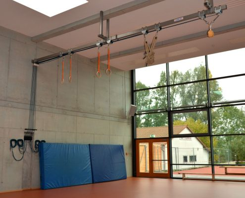 Neubau Ulrich Schatz-Sportzentrum in Schorndorf