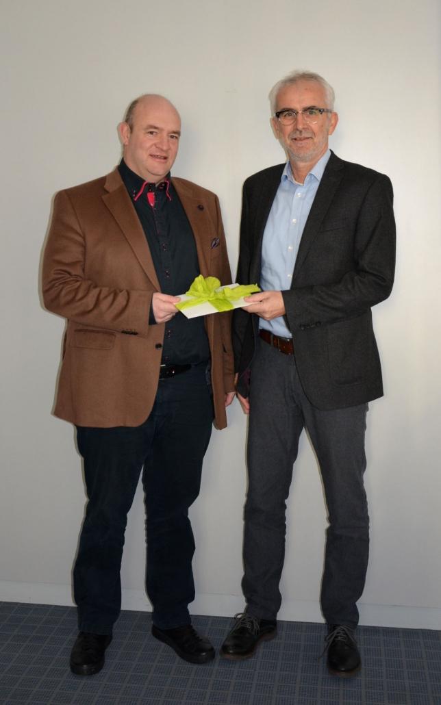 v. l. n. r.: Gerald Schatz, Bernd Weissinger