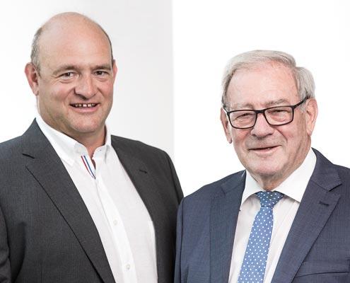 Gerald und Ulrich Schatz