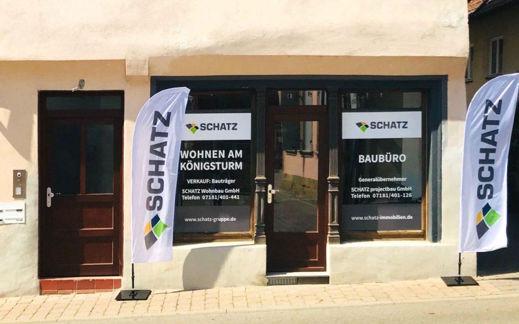 Baustellenbüro Rinderbacher Gasse 9, 73525 Schwäbisch Gmünd