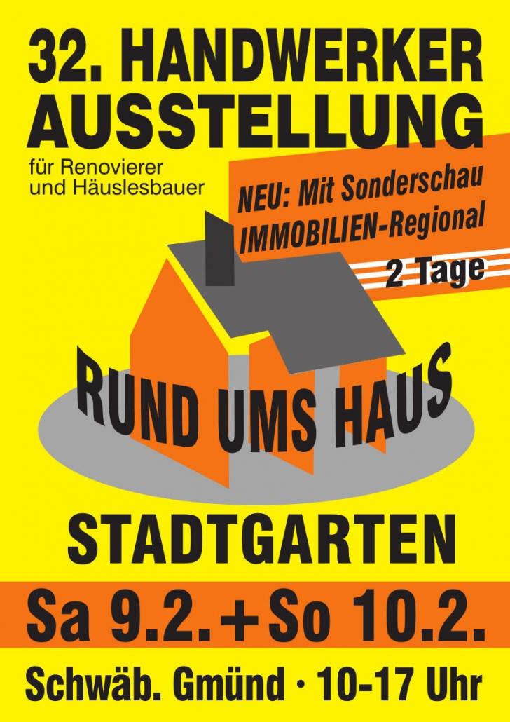 Rund ums Haus 2019 Schwäbisch Gmünd