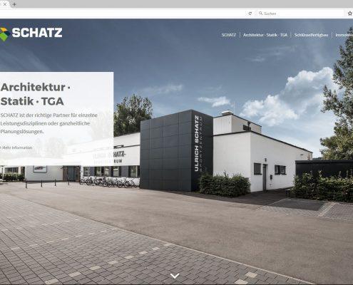 Screenshot Website ab 09/2017